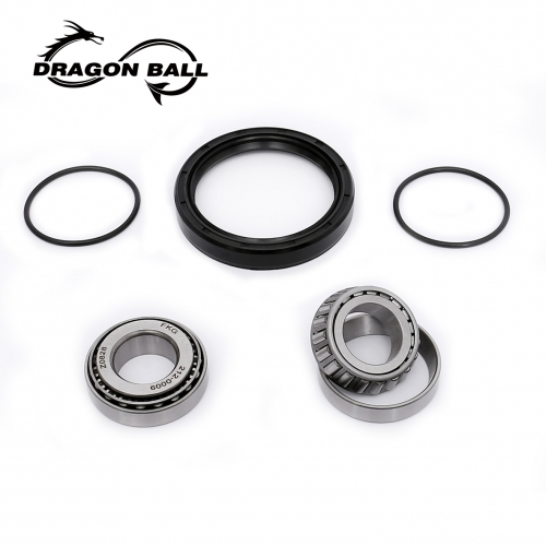 DRAGON BALL 25-1008 Front ATV Wheel Bearing and Seal Kit fit for Polaris ATV Sportsman